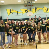 Some Link Crew Members